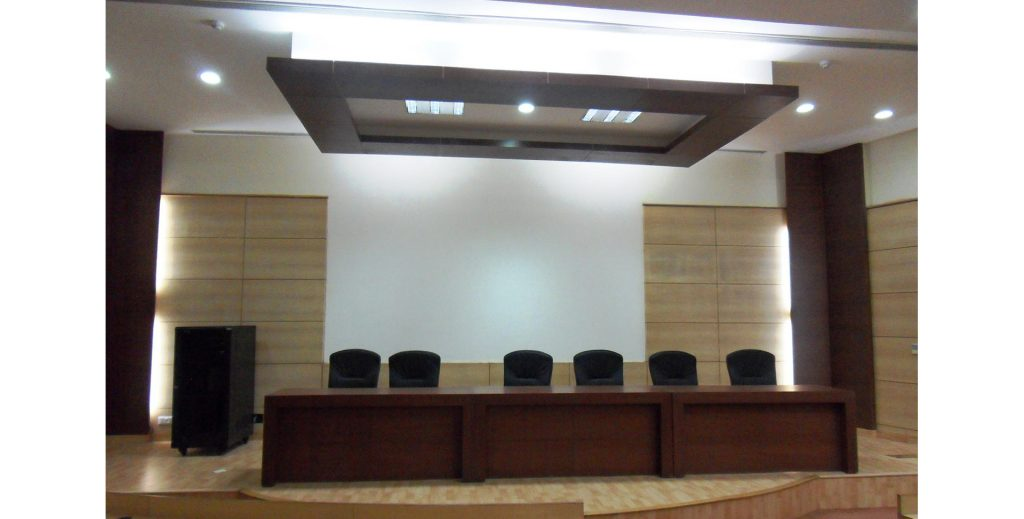 Auditorium Podium, Indian Oil Corporation, Gurgaon
