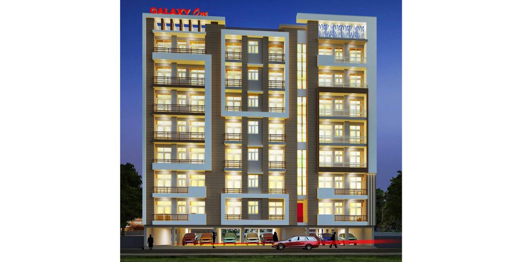 Galaxy Apartments, Sector 45, Noida