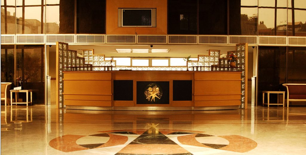 KR Mangalam School, Greater Kailash, New Delhi (Reception area)