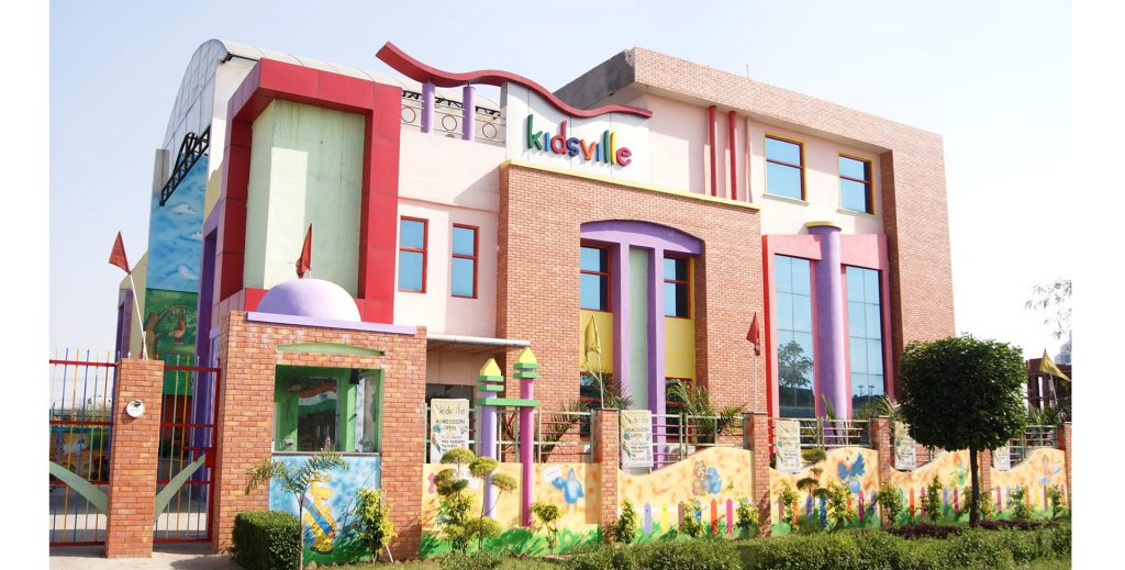Kids Ville Play School, Delta III, Greater Noida
