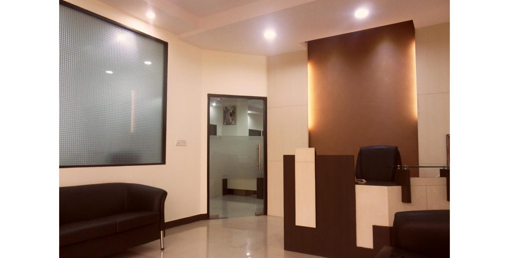 Office, Sector 64, Noida ( Reception & Waiting area)