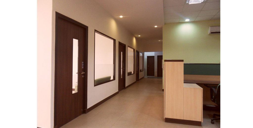 Office Wondor Fibromat, Roorkee ( Partitions )