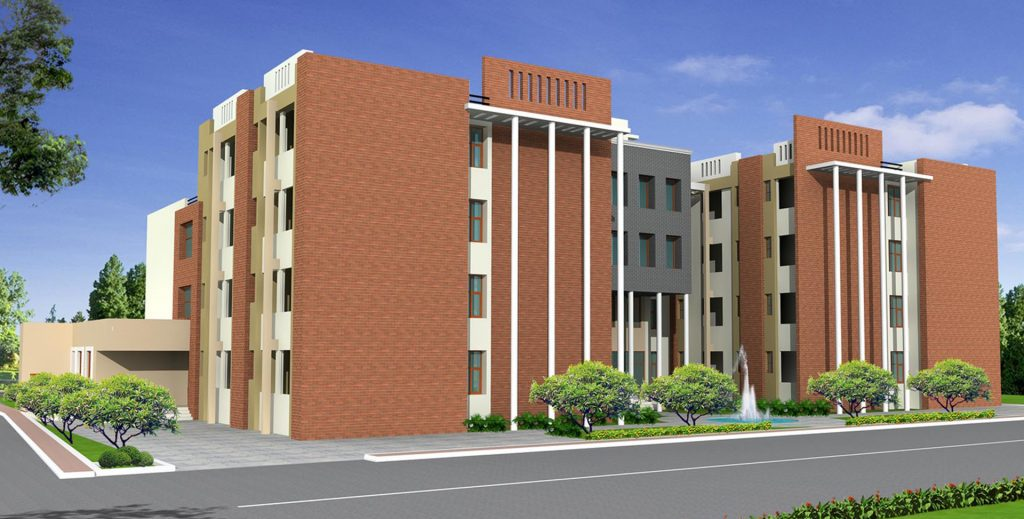 Private Hostel Building, Sector 58, Noida