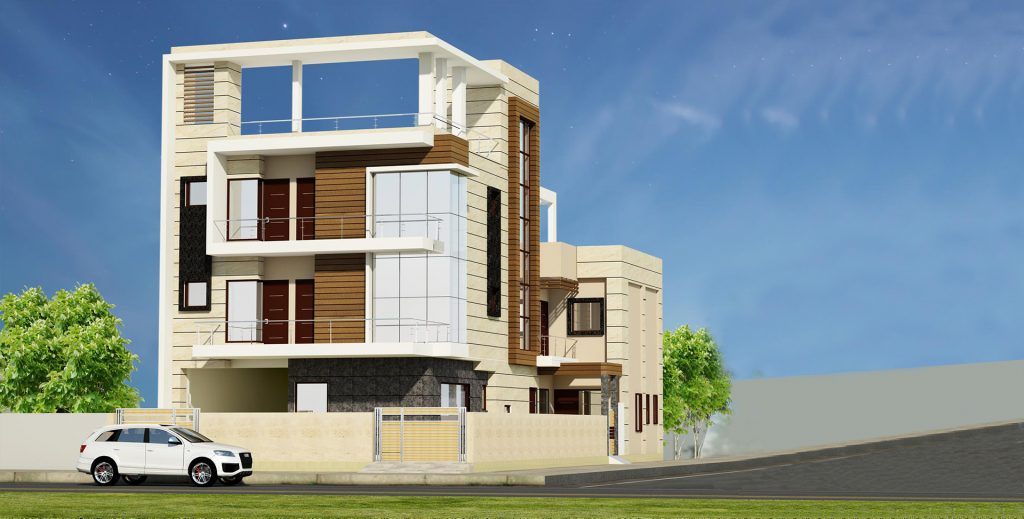 Residence of Mr. Alok agarwal at Sector 122, Noida