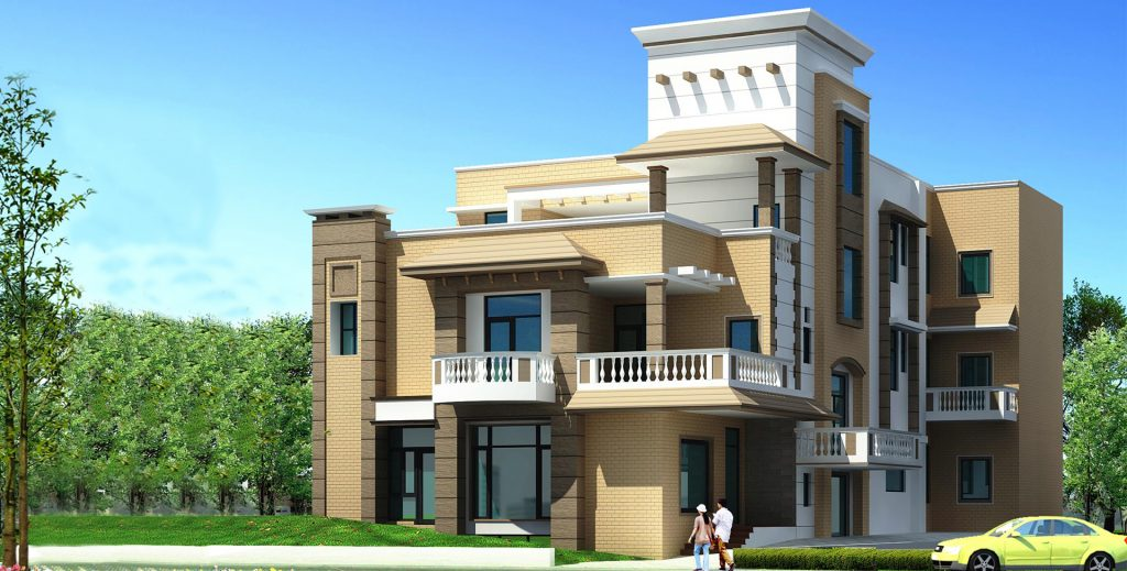 Residence of Mr. Atul Mital at Sector 51, Noida