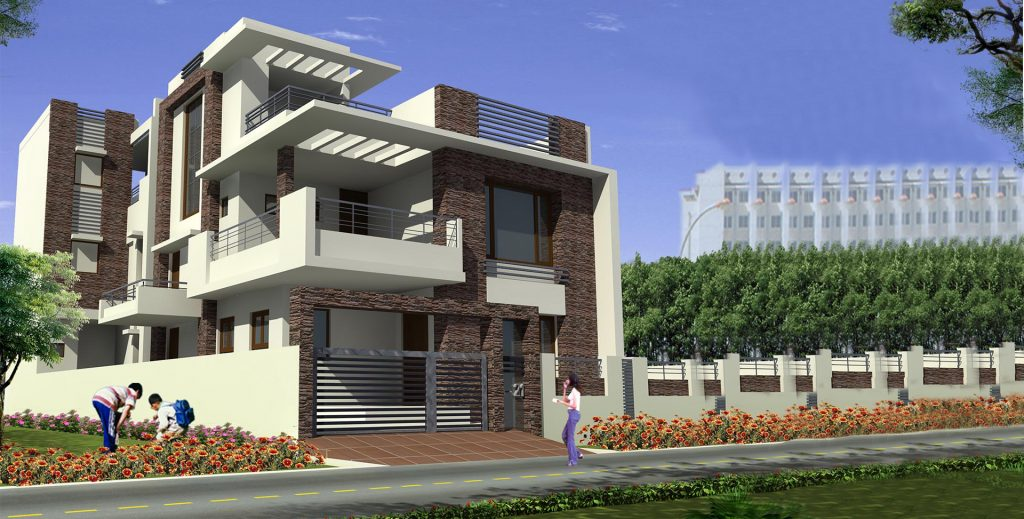 Residence of Mr. Nand Singh at Sector 108, Noida