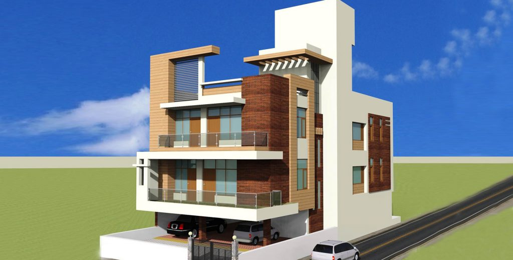 Residence of Mr Pramod Krishne at Sector 50, Noida