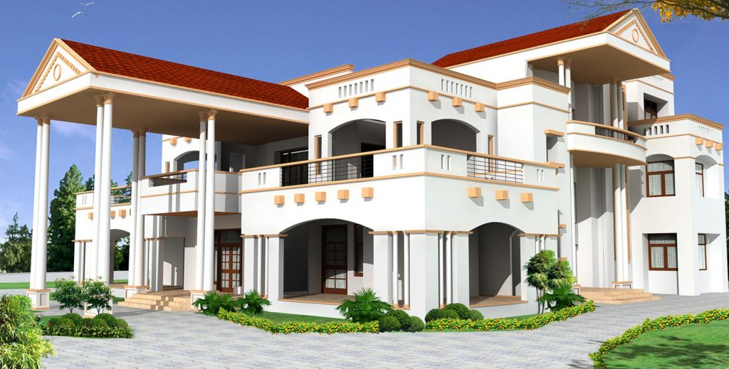 Residence of Mr. Raghuraj Singh at Sector 58, Noida