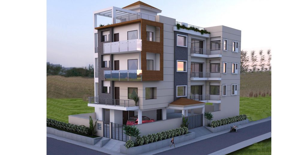 Residence of Mr. Sunil Jain Sector 93, Noida