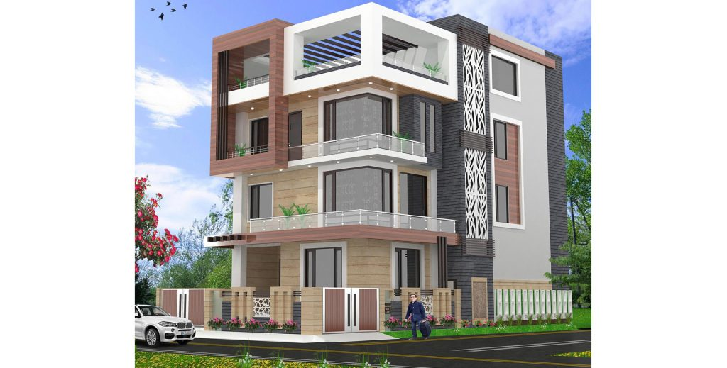 Residence of Mr. Varun Chahan Sector 105, Noida