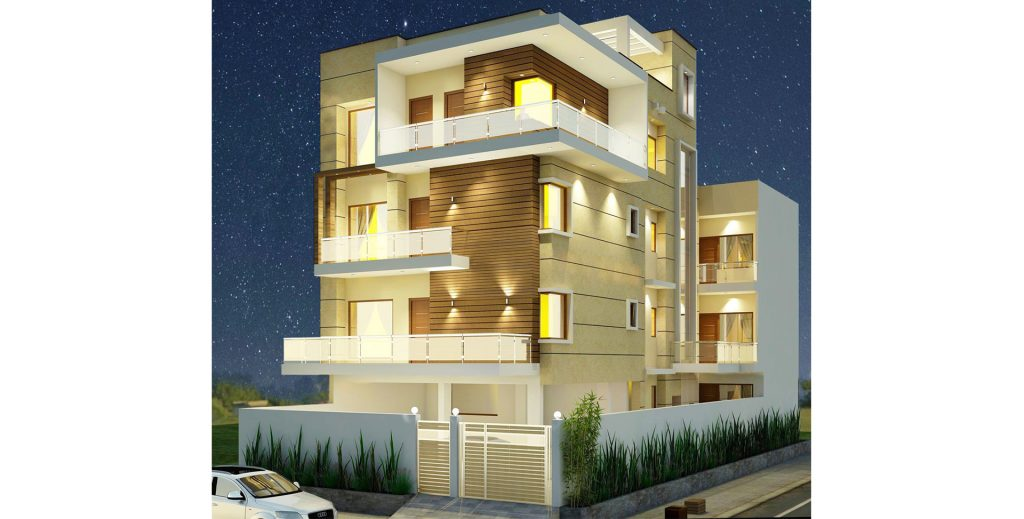 Residence of Mr. Vijendra at Sector 100, Noida