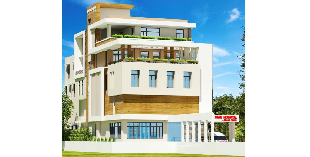 Satyam Orthocare Hospital & Trauma Centre at Madhepura, Bihar