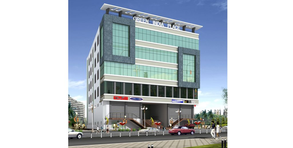 Shopping Complex off Khoda Road, Sector 62, Noida